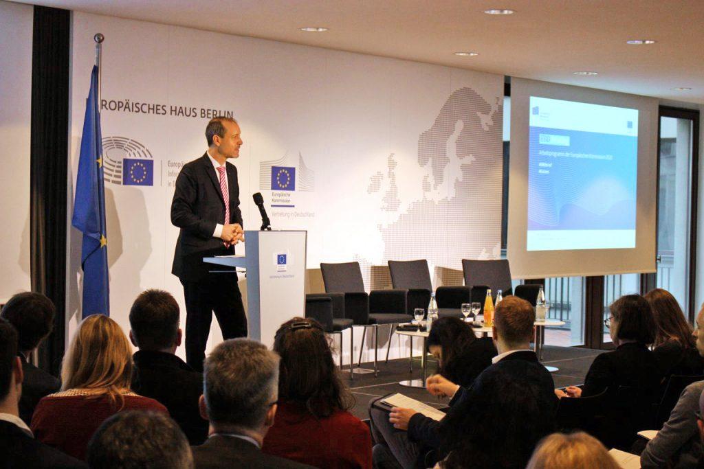 Arbeitsprogramm der EU Kommission 2020