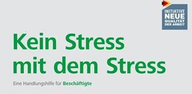 Kein Stress mit dem Stress