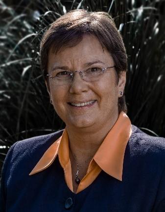 Prof. Dr. Angela Witt-Bartsch Verbandstagsbild